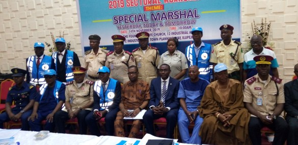 Special Marshals Organise Sectoral Workshop and Awards