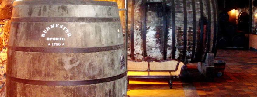 Porto, Burmester winery, Vila Nova de Gaia