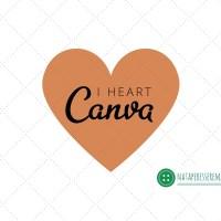 I heart Canva
