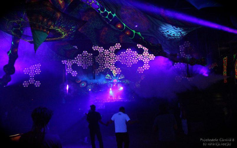 Psychedelic Carnival 8