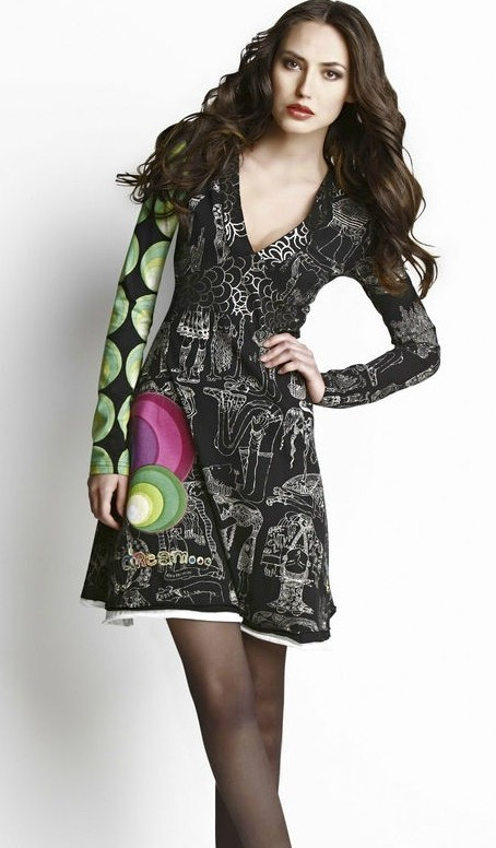 DESIGUAL - Gorgeous Fall/Winter collection 2011/2012 - à commander en ligne - online shopping (2/6)