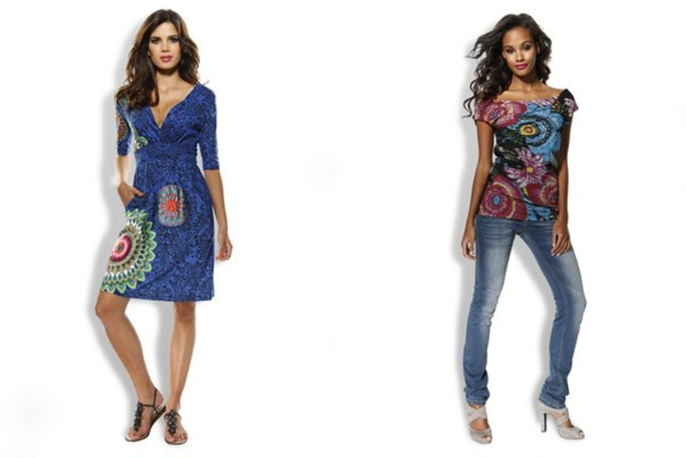 Desigual - Spring collection - La collection printemps 2012 - Ultra-vitaminée (5/6)