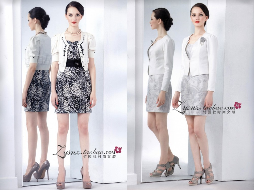 芳菲儿 FangFavor Fashion collection 2012  - So gorgeous for the office and the evening ! (3/6)