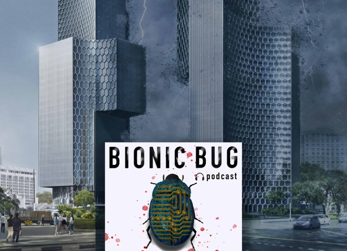 Arson (Ch. 21) – Bionic Bug Podcast Episode 021