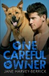 COVER REVEAL & EXCLUSIVE EXCERPT: One Careful Owner by Jane Harvey-Berrick