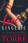 BOOK REVIEW & EXCERPT: Love In Lingerie by Alessandra Torre