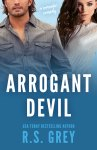 COVER REVEAL: Arrogant Devil by R.S. Grey