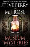 EXCUSIVE EXCERPT: The Museum of Mysteries by Steve Berry & M.J. Rose