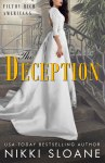 COVER REVEAL: The Deception by Nikki Sloane