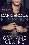 EXCLUSIVE COVER REVEAL: Dangerous Redemption by Grahame Claire