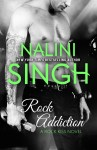 EXCLUSIVE EXCERPT: Rock Addiction by Nalini Singh