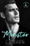 COVER REVEAL: The Monster by L.J. Shen
