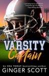 EXCLUSIVE EXCERPT: Varsity Captain by Ginger Scott