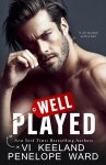 COVER REVEAL: Well Played by Vi Keeland & Penelope Ward