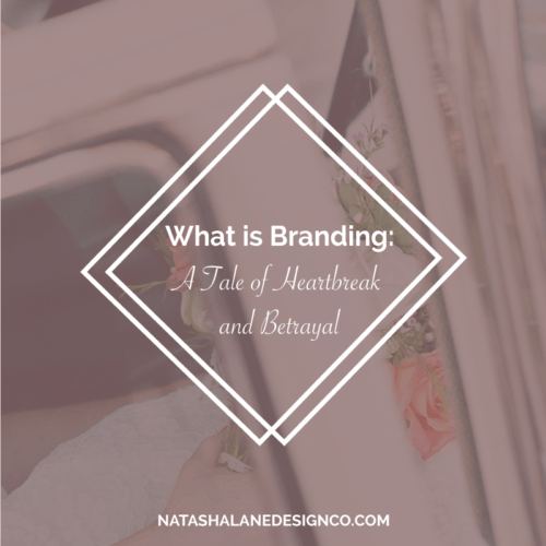 What is Branding a tale of Heartbreak and betrayal