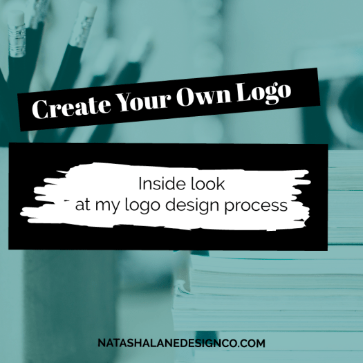 Create Your Own Logo
