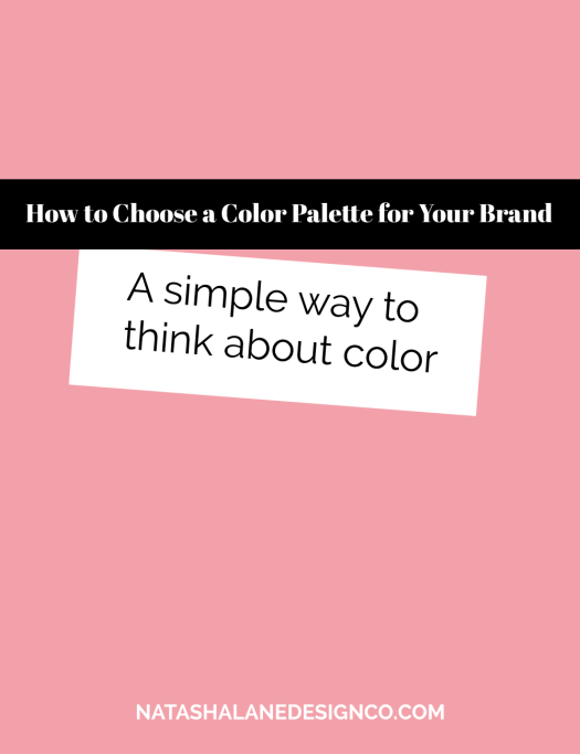 How to Choose a Color Palette for Your Brand