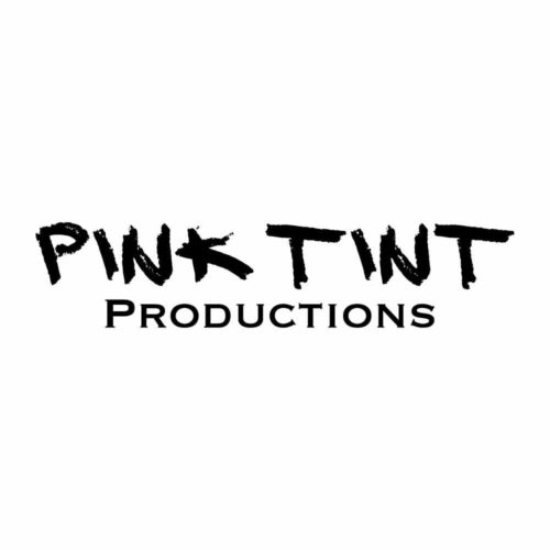 Brand x Web Design for Pink Tint - Logo