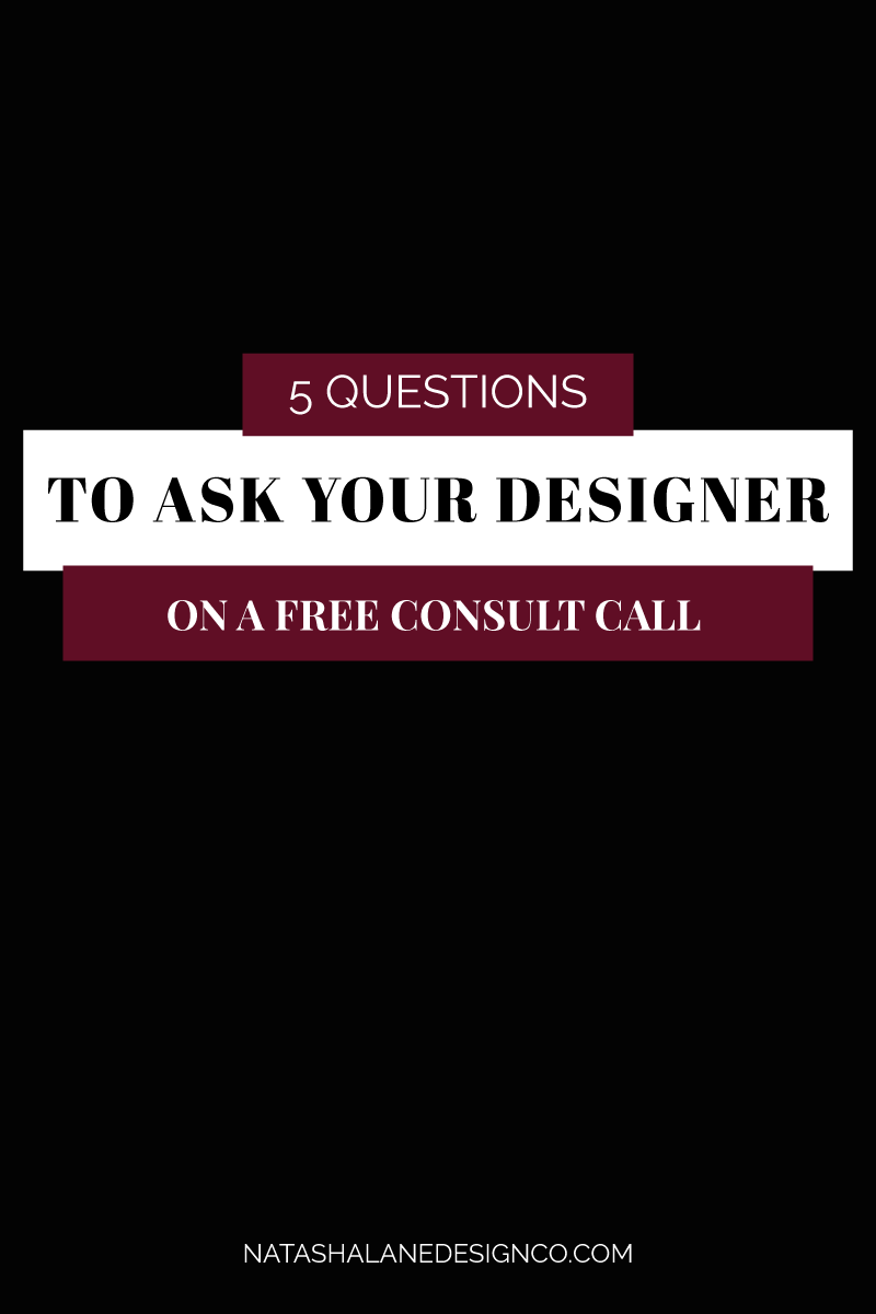 Questions To Ask Your Designer