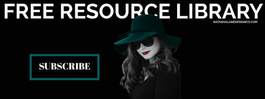 Subscribe to Natasha Lane Design Co.