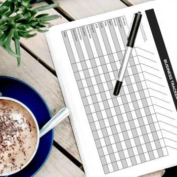 planner business tracker