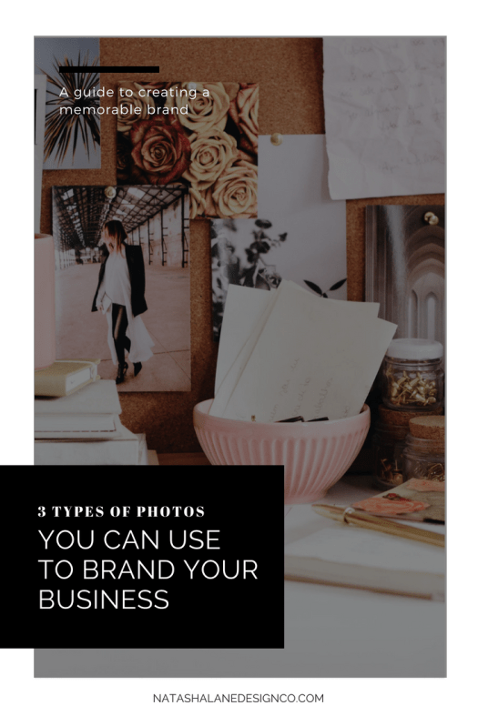 3 Types of photos you can use to brand your business