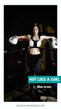 Instagram story template Fitness Guru 09