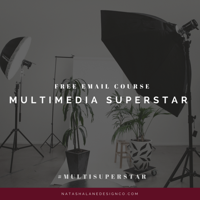 Multimedia superstar