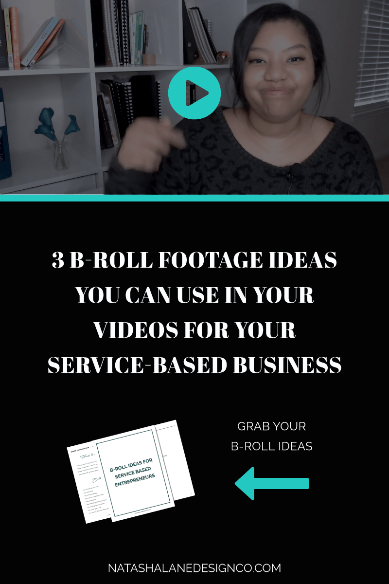 3 B-Roll footage ideas you can use in your videos for your service based business