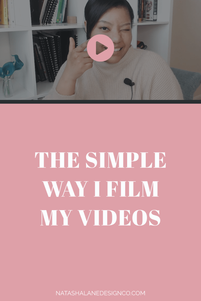 The simple way I film my videos featured image