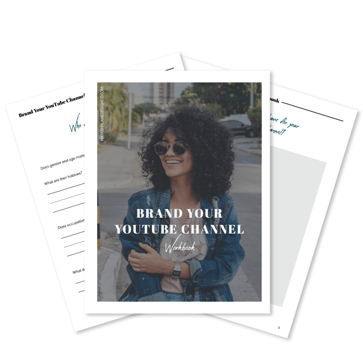 Brand Your YouTube Channel Workbook