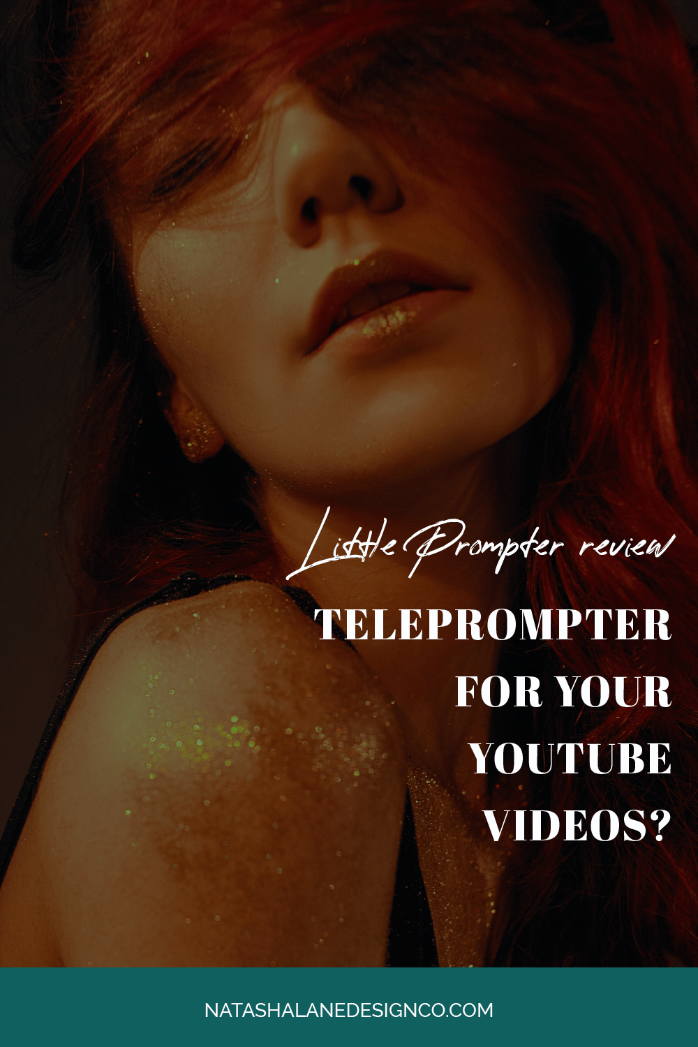TELEPROMPTER FOR YOUR YOUTUBE VIDEOS? (Little Prompter review)
