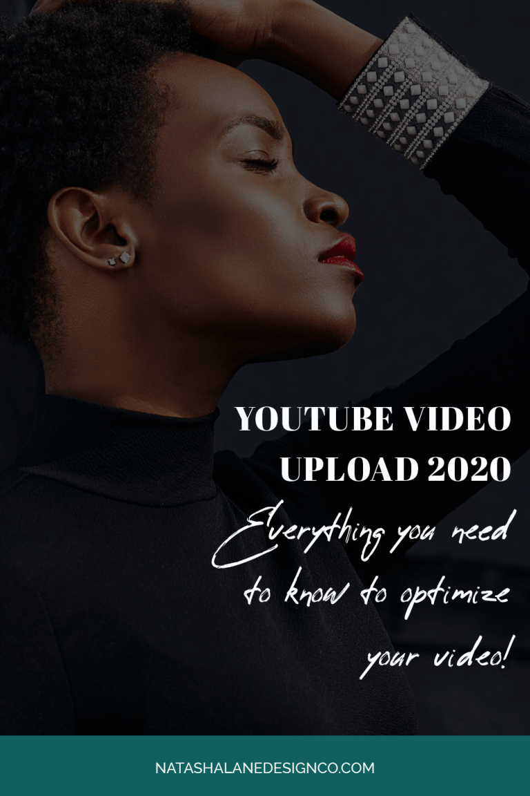 YOUTUBE VIDEO UPLOAD 2020 (Everything you need to know to optimize your video!)