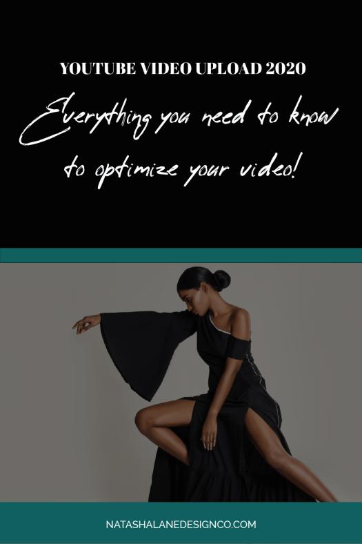 YouTube video upload - YouTube SEO