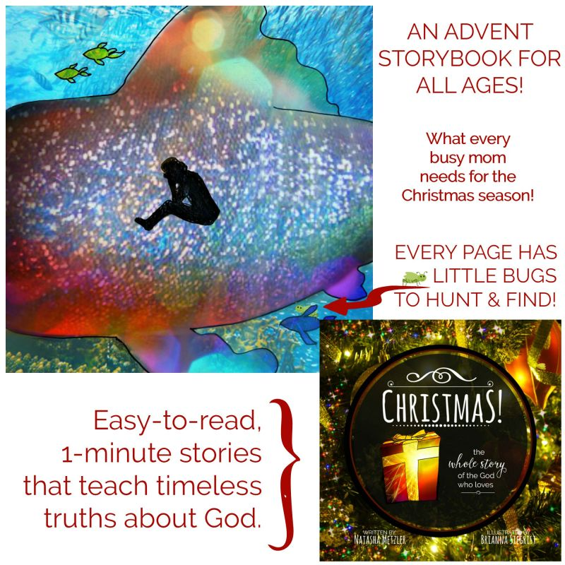 Christmas! The Whole Story of the God Who Loves