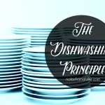 The Dishwashing Principle