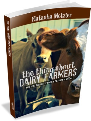 The Thing About Dairy Farmers #humor #farming