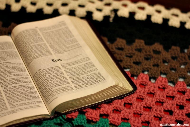read Bible stories to your kids @natashametzler