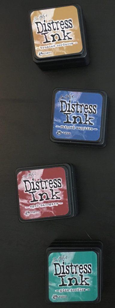 Tim Holtz Distress Ink Kit 12