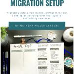 Bullet Journal Migration