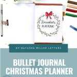 Bullet Journal Christmas Planner