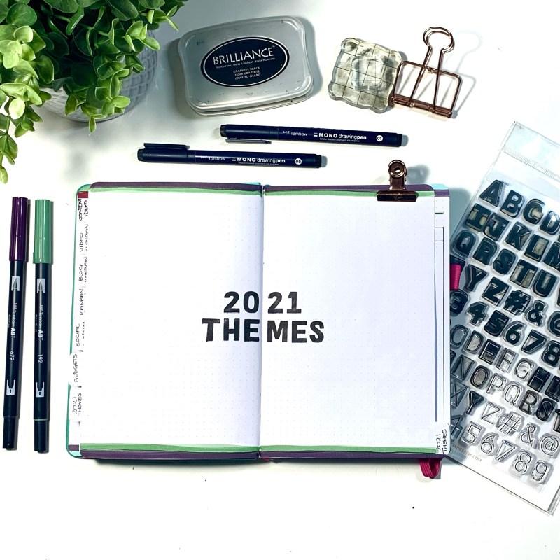 2021 Theme Page