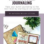 Creative Bullet Journaling Through Art Journaling