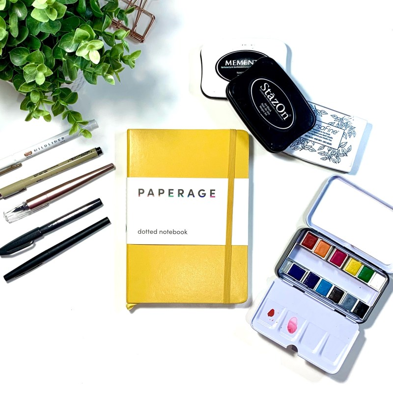 Paperage Dotted Notebook Review