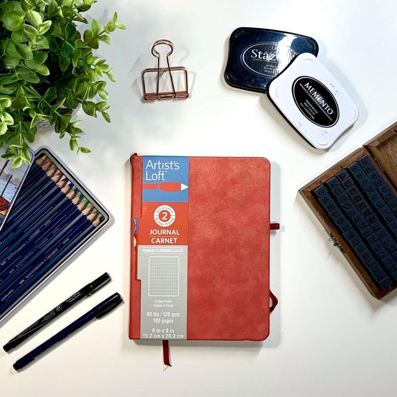 120GSM Artist's Loft Notebook Review