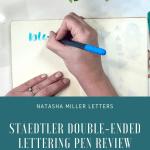 Staedtler Brush Pen Review