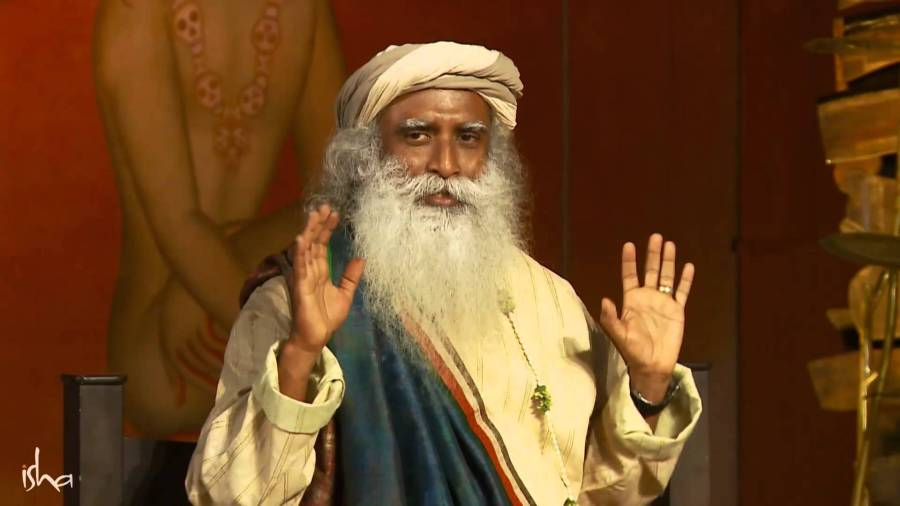 a-to-z-challenge-2018-april-anecdotes-natasha-musing-M-mystics-magic-sadhguru