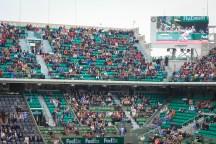 Roland Garros 2016: the tribunes