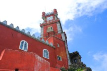 The Pena Palace (Palacio da Pena)