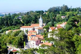 Sintra village